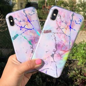 🔥NEW! iPhone Xs Max/Xs/X Hologram Protective Case